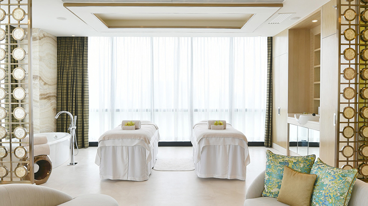 nuwa spa manila treatment suite room