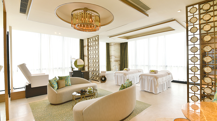 nuwa spa manila treatment suite