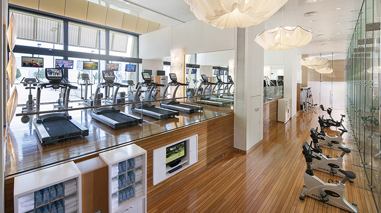 crown towers melbourne Spa Gym