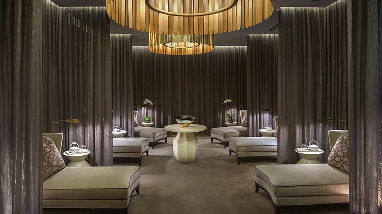crown towers melbourne Spa Relaxation Area