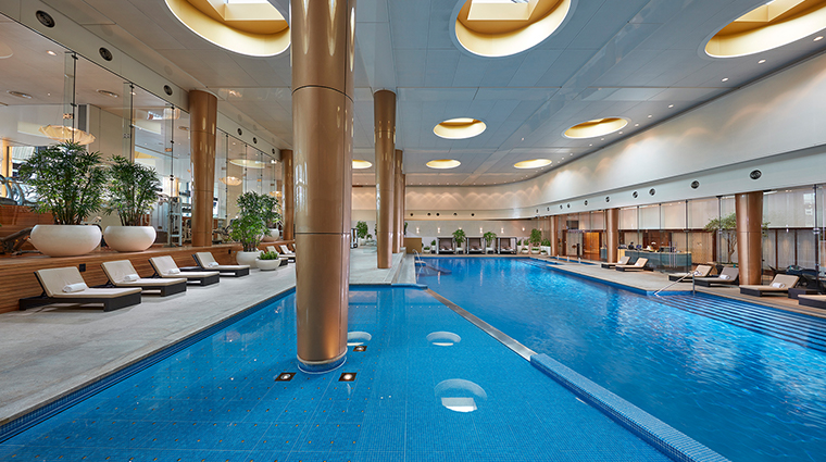 crown towers melbourne Swimming Pool