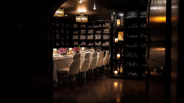 del posto private dining