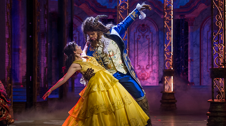 disney cruise line Beauty and the Beast