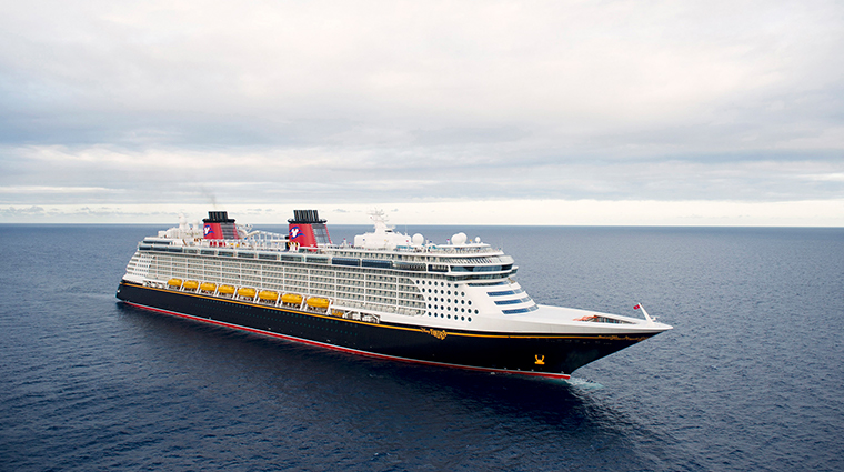 disney cruise line open water