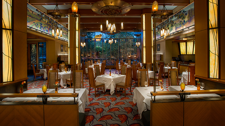 disneys grand californian hotel spa main dining