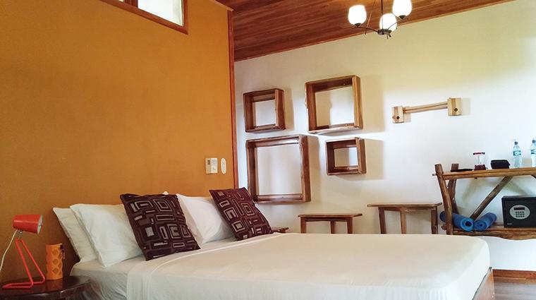 drake bay getaway resort bungallow bedroom