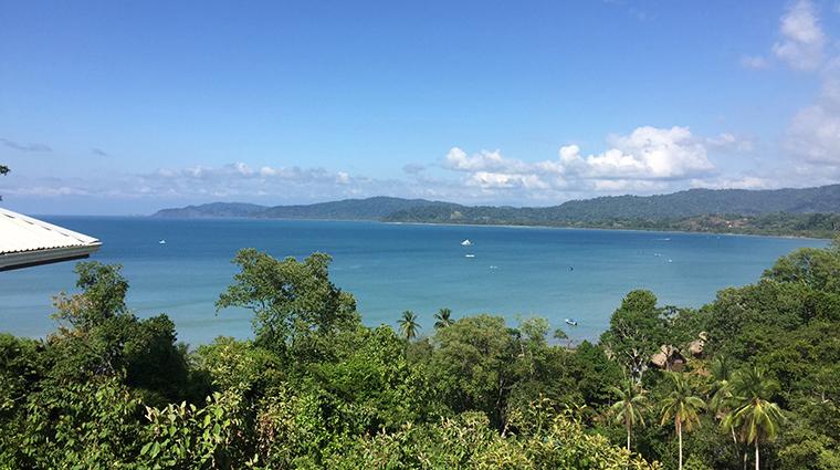 drake bay getaway resort cabin ocean view