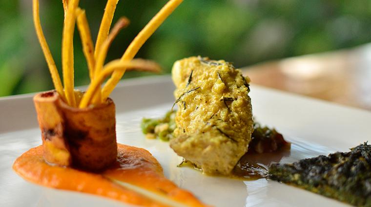 drake bay getaway resort coconut curry fish