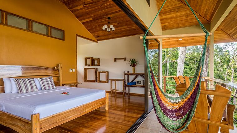 drake bay getaway resort hammock