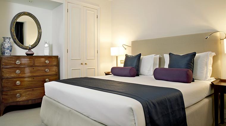 Dukes Deluxe Suite Bedroom