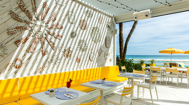 eau palm beach resort spa dining