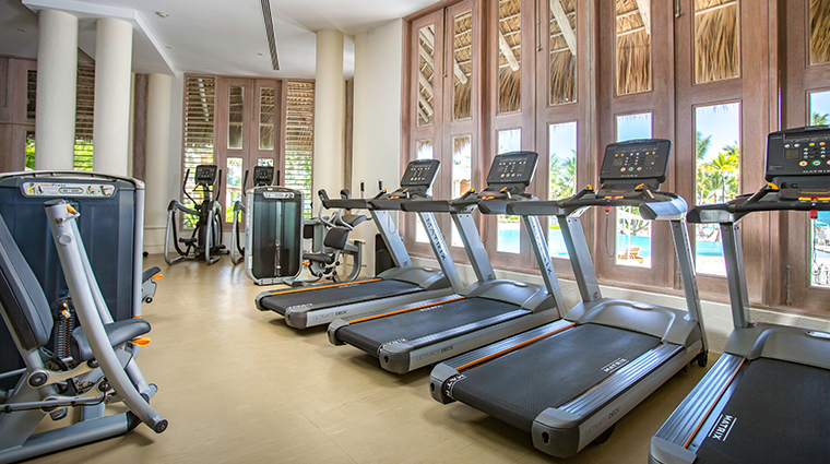 eden roc at cap cana fitness
