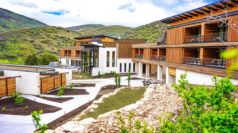 the lodge at blue sky auberge resorts collection exterior