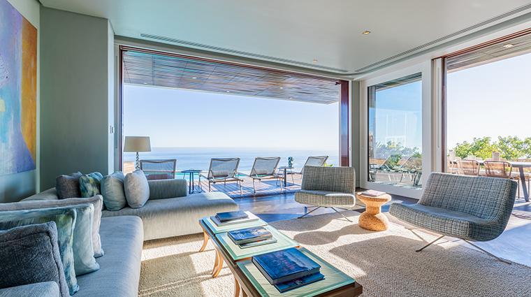 ellerman house living room and deck
