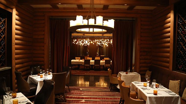 ember grille wine bar room
