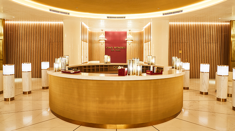 emerald palace kempinski dubai spa reception