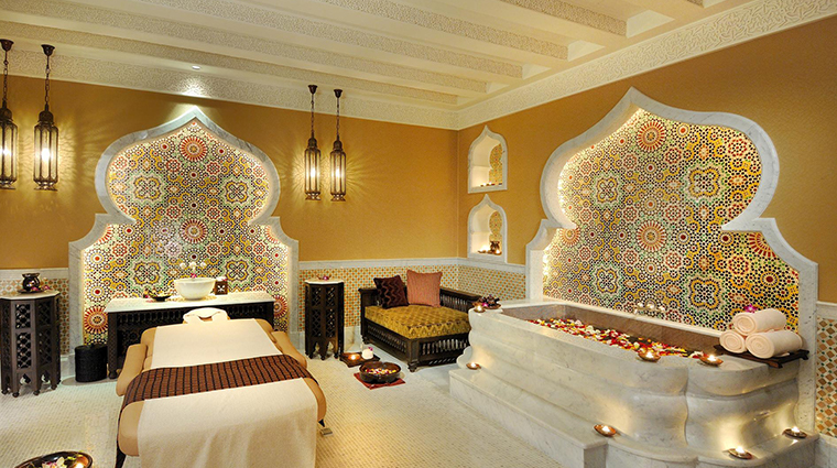 emirates palace massage room