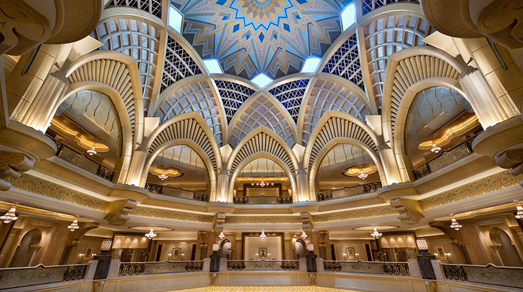 emirates palace the dome