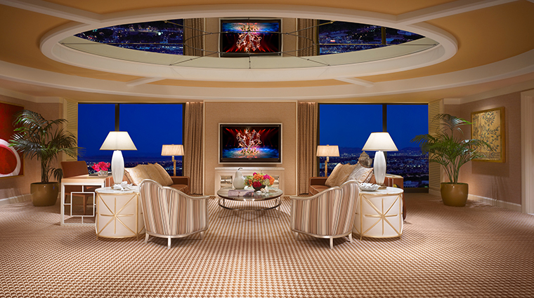encore tower suites salone suite
