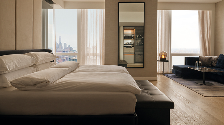 equinox hotel hudson yards Premier King River