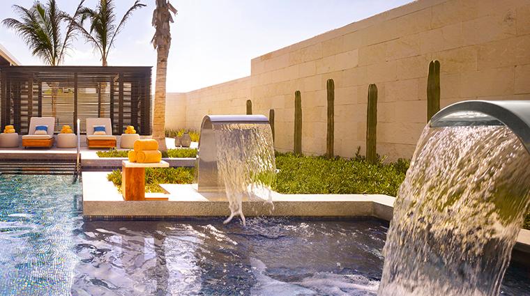 nobu hotel los cabos hydrotherapy pool
