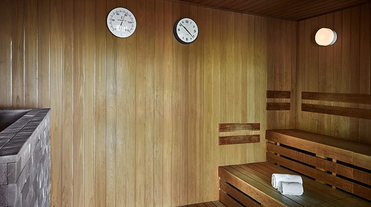 espa at the ritz carlton okinawa dry sauna