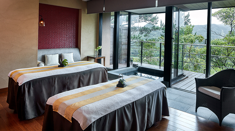 espa at the ritz carlton okinawa forest spa suite