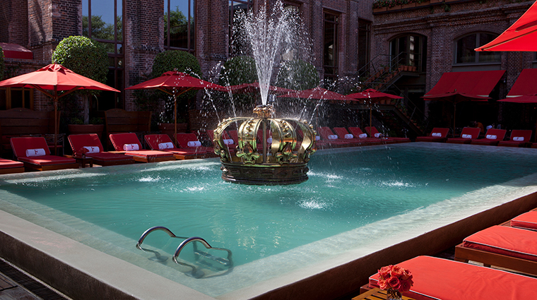 Faena hotel buenos aires pool bar