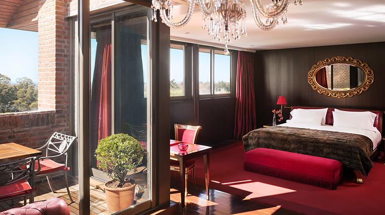Faena hotel buenos aires presidencial bedroom