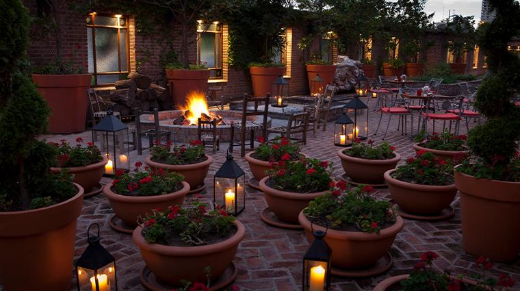 faena hotel buenos aires el mercado terrace