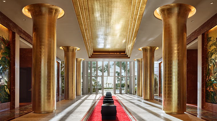 faena hotel miami beach grand main entrance