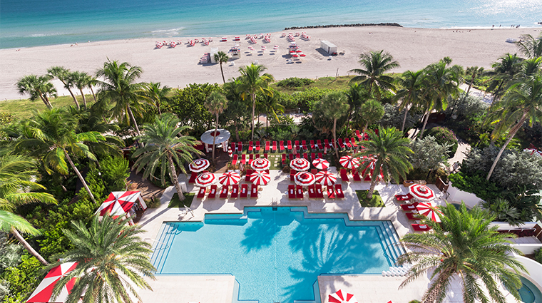 faena hotel miami beach pool and beach