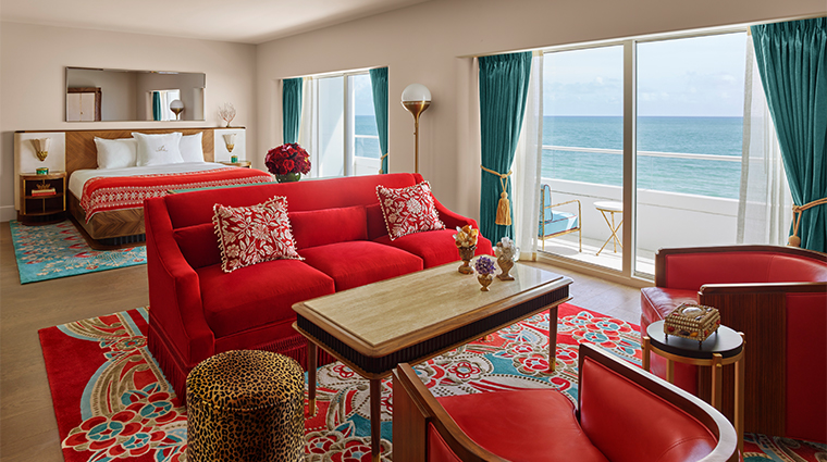 faena hotel miami beach premier ocean front junior suite