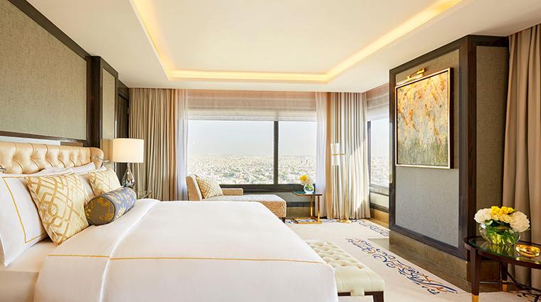 fairmont amman Gold One Bedroom Suite