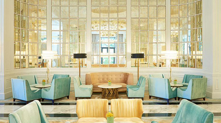 fairmont amman crystal lobby lounge