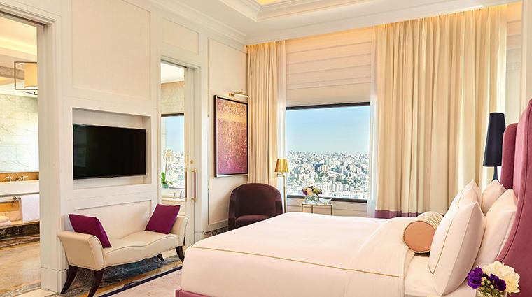 fairmont amman penthouse suite