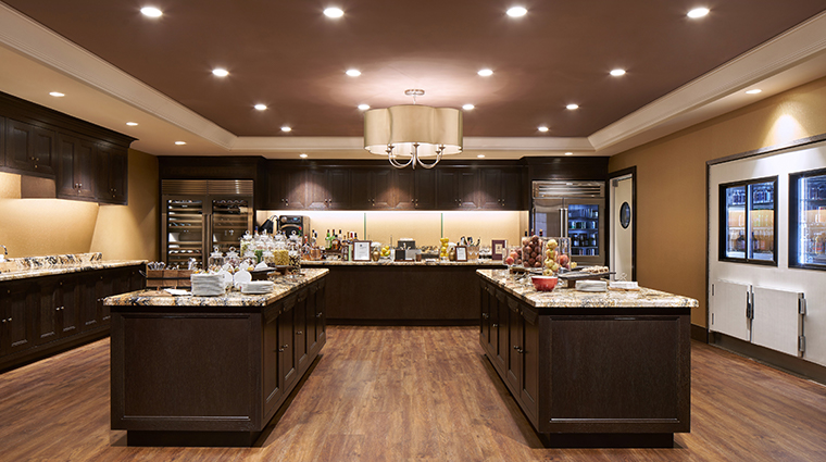 fairmont austin gold kitchen