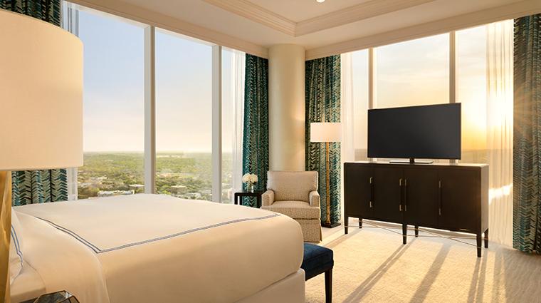fairmont austin presidential suite