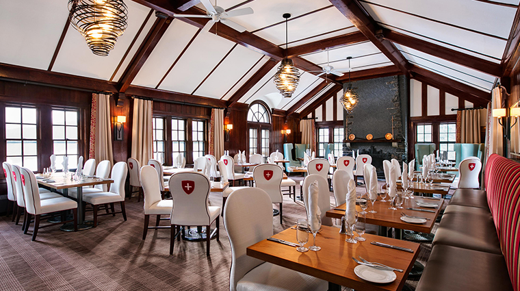 Fairmont Banff Springs dining