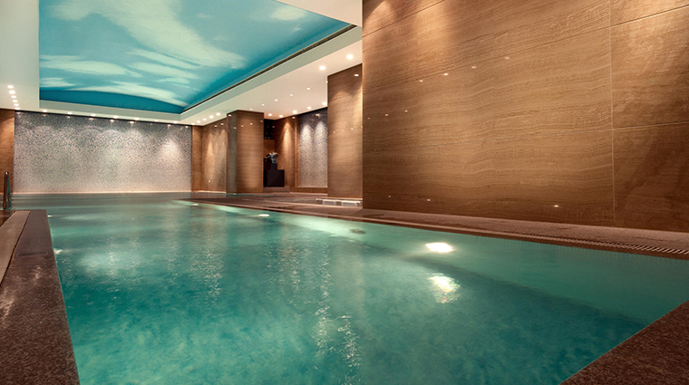 Fairmont Beijing Hotel pool