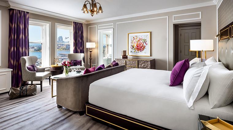 fairmont empress gold one suite