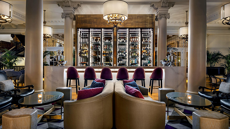 fairmont empress lobby lounge bar