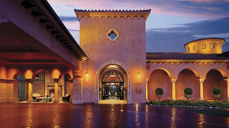 fairmont grand del mar addison entrance