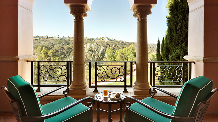 fairmont grand del mar deluxe veranda balcony