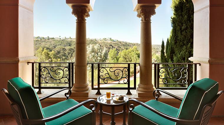 fairmont grand del mar deluxe veranda balcony