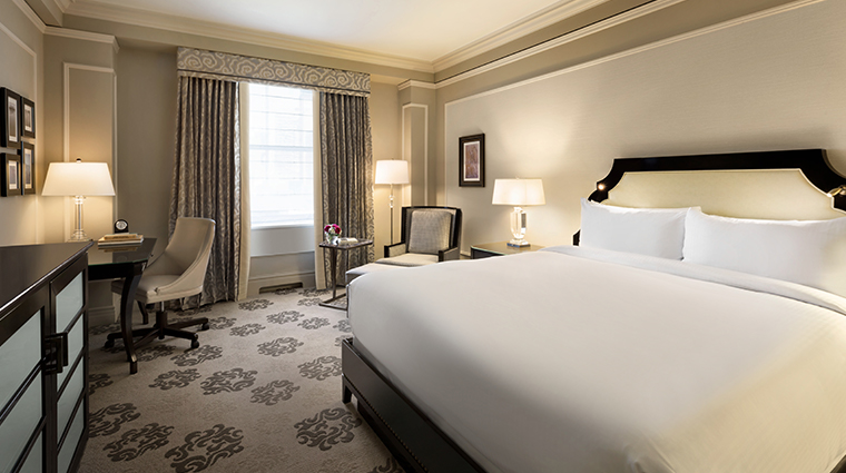 fairmont hotel vancouver deluxe king
