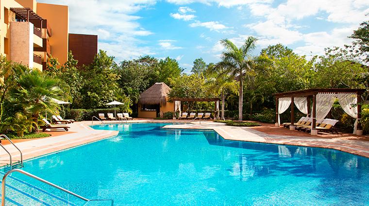 fairmont mayakoba riviera maya bamboo pool