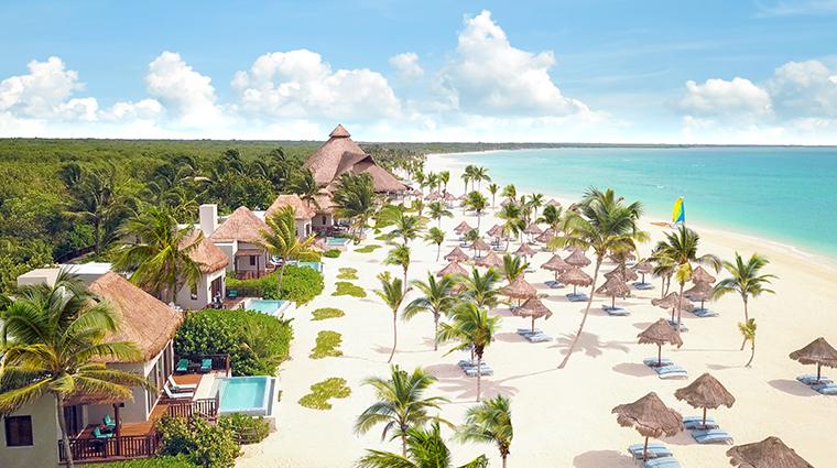 fairmont mayakoba riviera maya beach