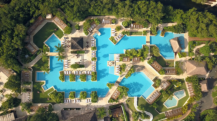 fairmont mayakoba riviera maya overview