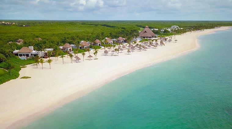fairmont mayakoba riviera maya shoreline